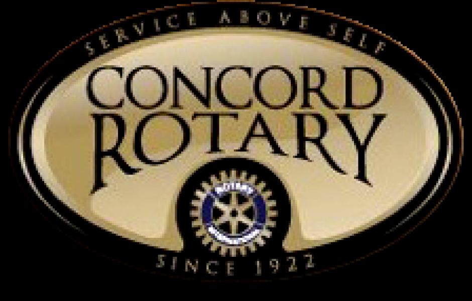 Concord Rotary Club Emblem