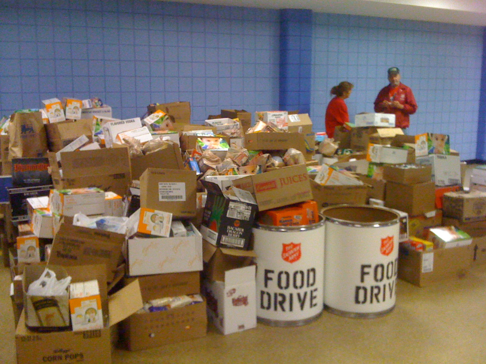 35th Annual Can-a-Thon December 13th and 14th 2014
