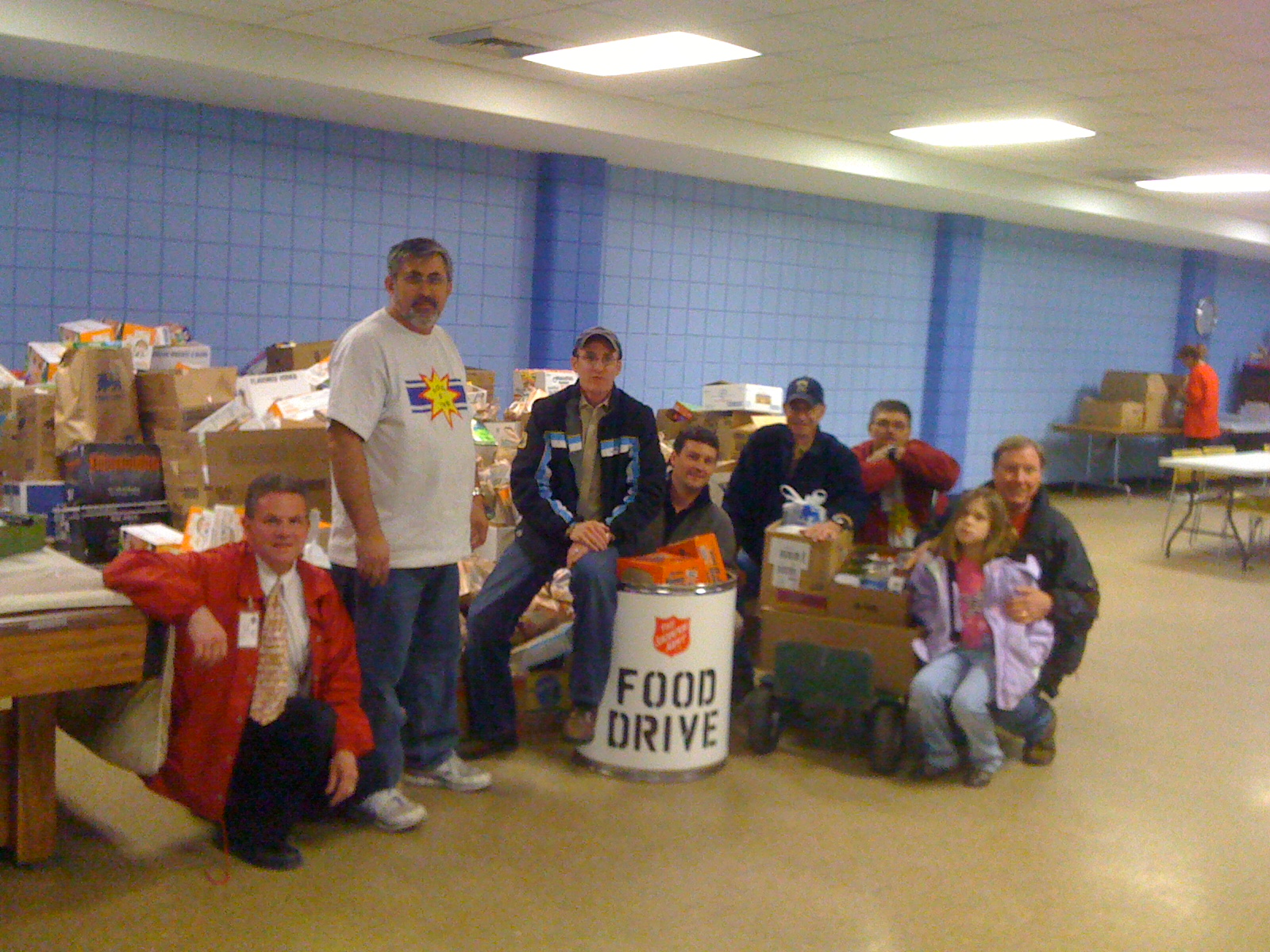 Salvation Army Food Pantry Concord Nc